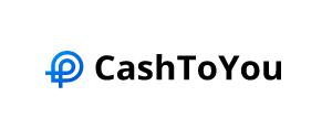 Логотип компании Cash To You - zaem44.ru